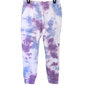 Free People Movement Tie Dye Work It Out Jogger L